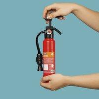 Lança-Água Mini Extintor