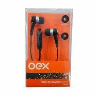 Fone C/microfone Spark Oex Preto FN205