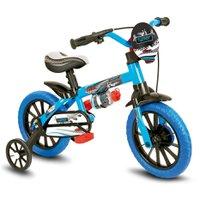 Bicicleta Aro 12 Infantil Masculina Selim Macio Veloz