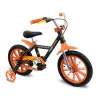 Bicicleta Infantil de Alumínio Aro 14 De 4 a 6 Anos Masculina FirstPro