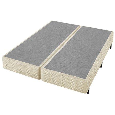 Conjunto Box King Espuma D45 Minaspuma Celebrate Plus One Face 193x203x65cm