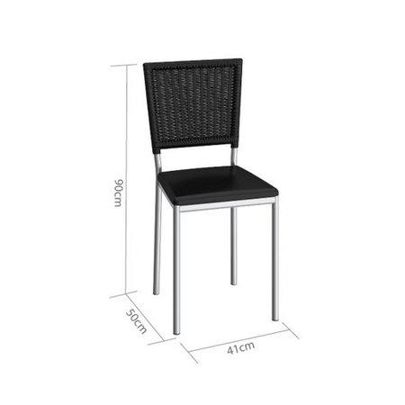 Cadeira Boston C150 Preta
