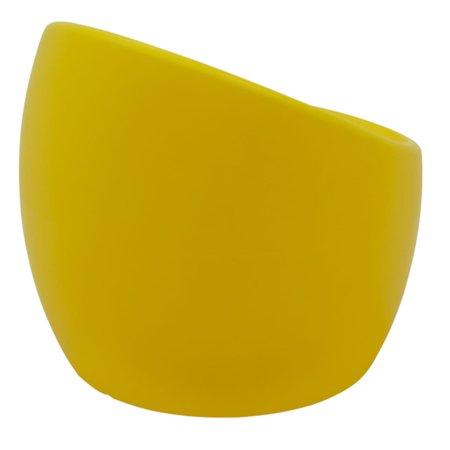 Poltrona Oca Infantil Tramontina em Polietileno Amarelo