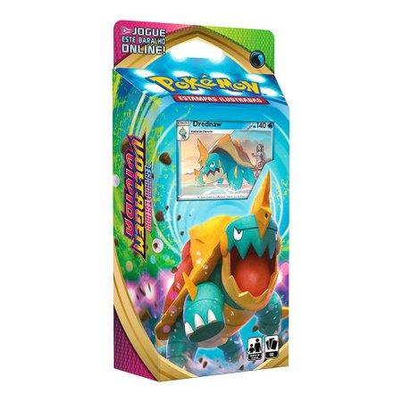 Pokémon Starter Deck Voltagem Vivida Drednaw - Copag