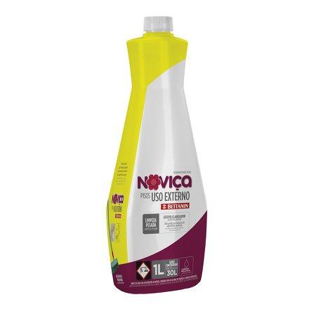 Limpa Pisos Concentrado para Uso Externo Noviça 1 Litro Bettanin