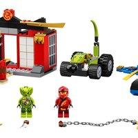 Lego Ninjago 71703 Batalha Lutador da Tempestade - Lego