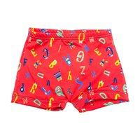 Sunga Boxer Toddler Tip Top V21 Vermelho 2396325 - Vermelho - 4T