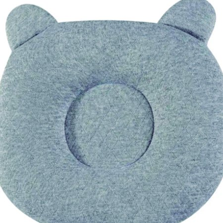 Travesseiro Anatômico Batistela Baby Cinza M011