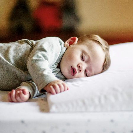 Travesseiro Infantil Lenox Kiddo Soneca Branco - 318U