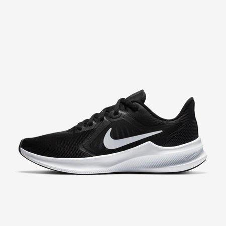Tênis Feminino Nike Downshifter 10 Preto V20 C19984 001 - Preto - 39