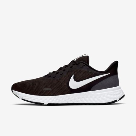 Tênis Nike Revolution 5 (GS) Preto V20 BQ3207 002 - Preto - 34