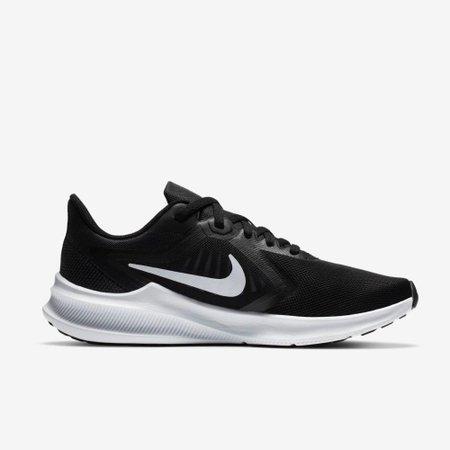 Tênis Feminino Nike Downshifter 10 Preto V20 C19984 001 - Preto - 37