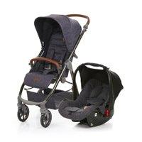 Carrinho de Bebê Mint e Bebê Conforto Style Street ABC Design
