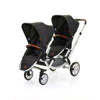 Carrinho para Bebês Gêmeos Zoom ABC Design Piano