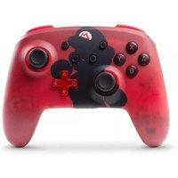 Controle Nintendo Switch PowerA Sem Fio Enhanced Mario