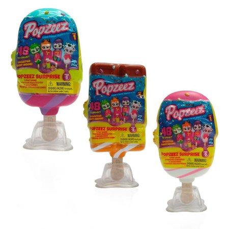 Mini Figura Popzees Surprise Sortido - Novabrink