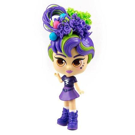 Boneca Curli Girls Pop Star - Novabrink