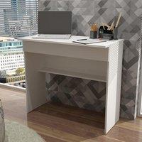 Escrivaninha Office BHO21 Branco - BRV Móveis