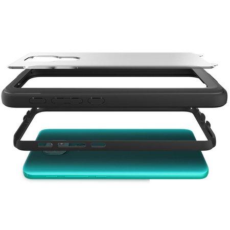 Capa Protetora Y-Cover Xtream Transparente Preta Motorola Moto G9 Play