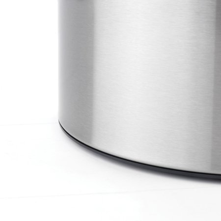 Lixeira em Aço Inox Fpp Touch Bin 45 Litros Brabantia