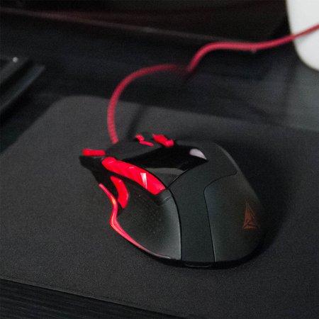 Mouse Gamer Patriot Viper V570, 12000 DPI, RGB, USB