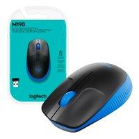 Mouse Wireless Logitech M190, 1000DPI