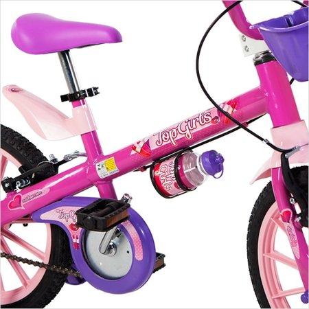 Bicicleta Feminina Nathor Top Girls Aro 16