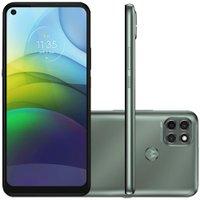 Celular Motorola Moto G9 Power Verde 128GB Tela 6.8 Cam Tripla 64MP + 2MP + 2MP