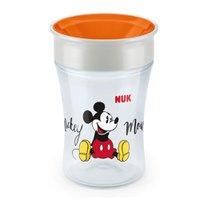 Copo de Treinamento Magic Cup 360° 230ml Mickey Laranja- NUK