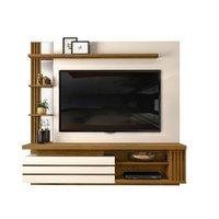 Painel Home Suspenso Marin para Tv até 55 Polegadas 3 Portas Dj Móveis Off White/Demolição