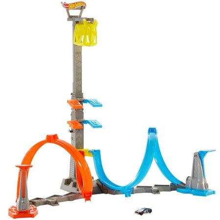 Hot Wheels Action Desafio Nas Alturas - Mattel