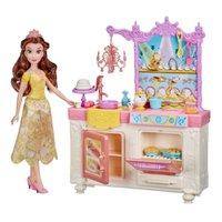 Disney Princesa Bela Cozinha Real - Hasbro