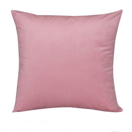 Almofada Decorativa Rosa 45 x 45 cm Spazzio