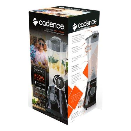 Liquidificador Cadence Pratic Blender