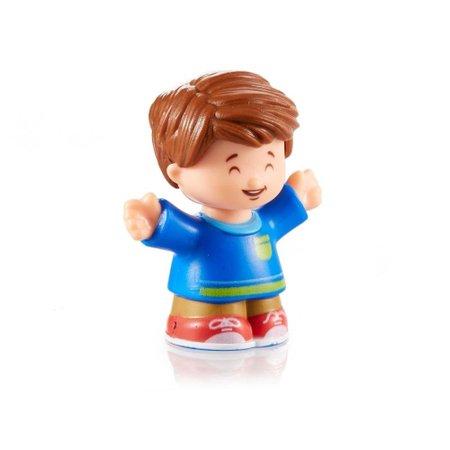 Fisher Price Mini Figura Little People Jack - Mattel