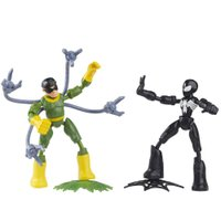 Boneco Spider Man E Doctor Octopus Bend And Flex - Hasbro