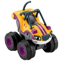 Fisher-Price Veículo Blaze Slam e Go Racer Stripes - Mattel