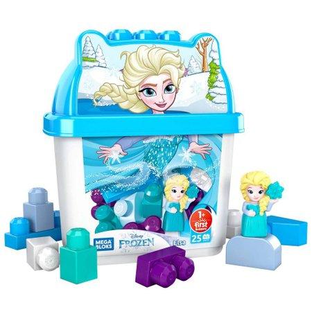 Disney Mega Bloks Frozen Elsa - Mattel