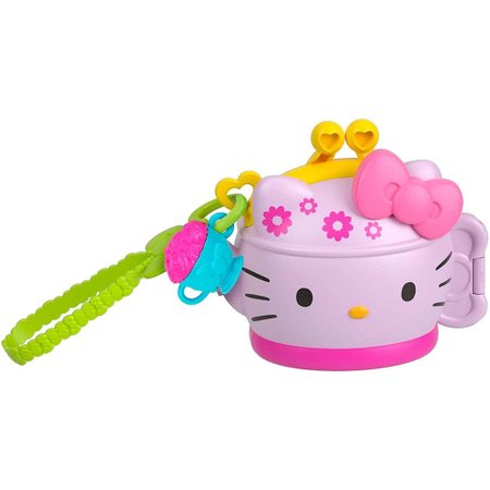 Hello Kitty e Seus Amigos Minis Hora do Chá - Mattel