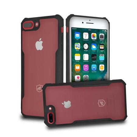 Capa Dual Shock X Preta - IPhone 7 Plus E 8 Plus - GShield