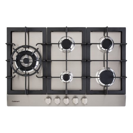 Cooktop a Gás com 5 Queimadores PFA850SLTX-E Prime Cooking 220V Cuisinart