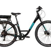Bicicleta Elétrica Caloi E-vibe Easy Rider Aro 27,5 - Motor 350w 7 Vel - Cinza