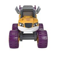 Veículo Básico Blaze And The Monster Machines Stripes - Mattel