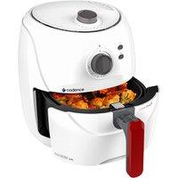 Fritadeira Sem Óleo 3,6L Cadence Cook Fryer Branca FRT560