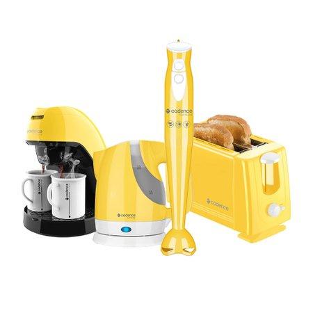 Kit Cadence Colors Simmy Amarelo