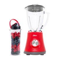 Kit Super Chef Vermelho - Liquidificador e Jarra Blend N Go