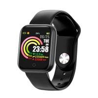 Smartwatch OEX Ace PS300, Bluetooth 4.0, À Prova D'Água, Silicone, Display Colorido em LCD