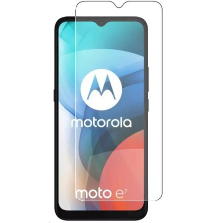 Película Protetora De Vidro Temperado Transparente Y-Protection Motorola Moto E7