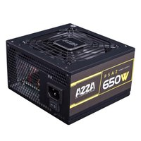 Fonte Gamer AZZA 650W 80 PLUS Bronze PFC ATIVO, PSAZ-650W