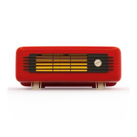 Aquecedor Desumidificador de Ar Estufa Anodilar - Vermelho